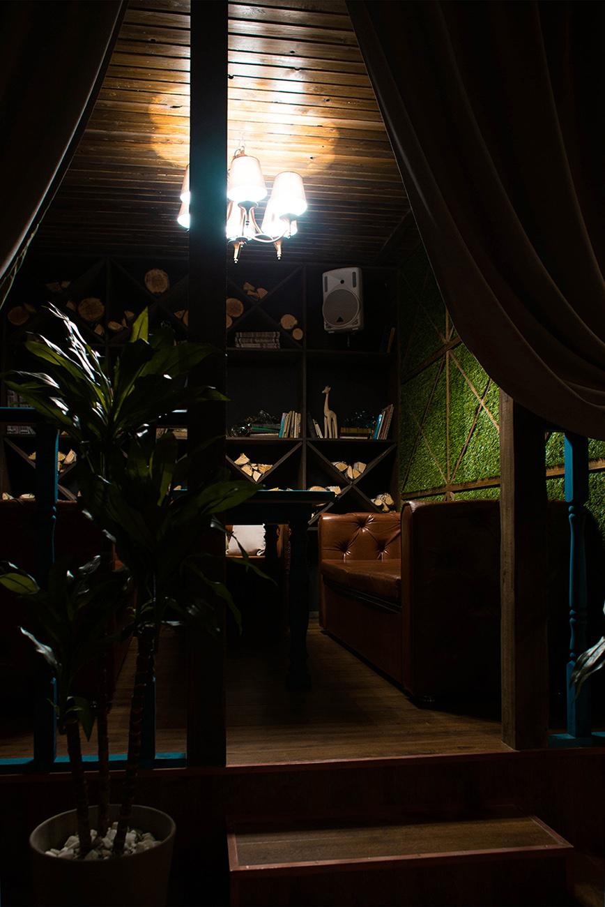 Lounge by OZbar