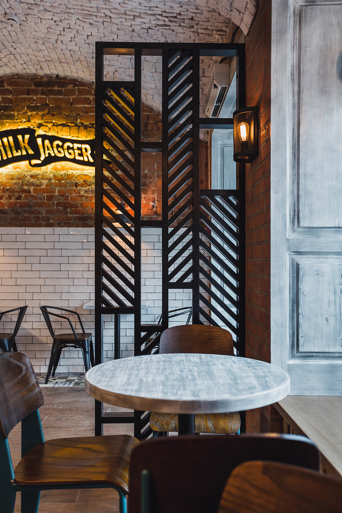 Milk Jagger coffee interior