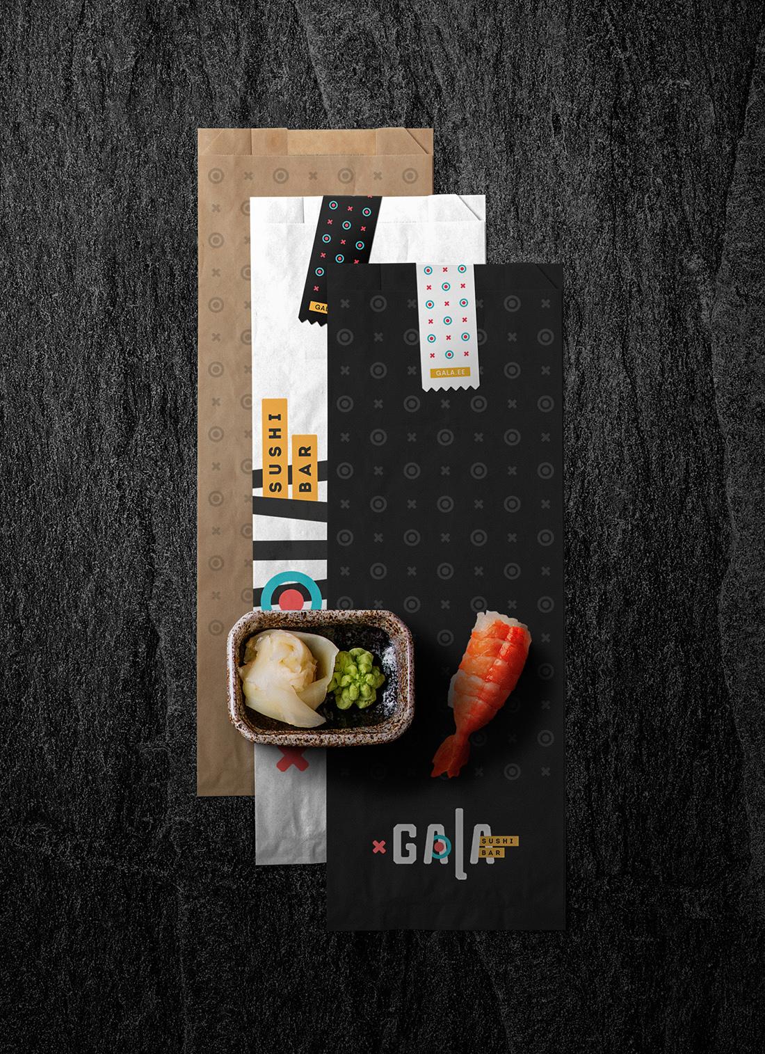 Gala sushi bar   Tallin