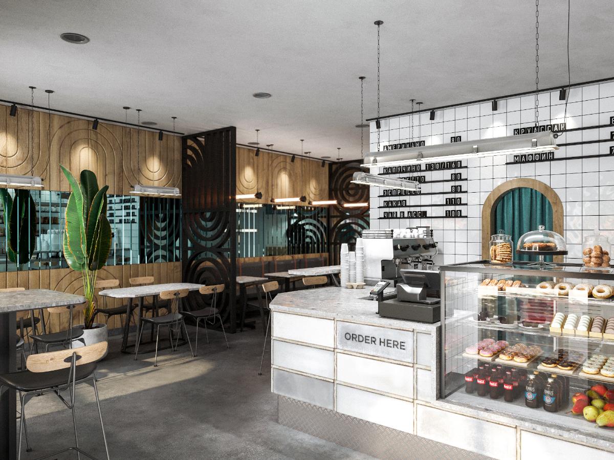 Coffeeshop | concept